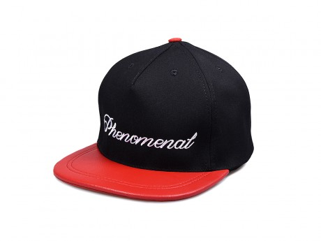 KŠILTOVKA PHENOMENAL SIGNATURE RED/WHITE SNAPBACK
