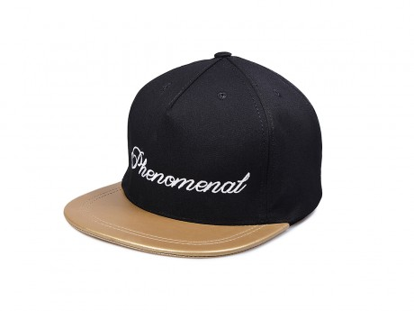 KŠILTOVKA PHENOMENAL SIGNATURE GOLD/WHITE SNAPBACK
