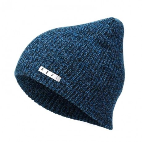 UNISEX ČEPICE NEFF DAILY HEATHER BLUE MODRÁ