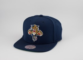 KŠILTOVKA MITCHELL & NESS PANTHERS  NHL MODRÁ