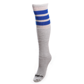 COOLSOCKS PODKOLENKY SIMPLE 18 BLUE